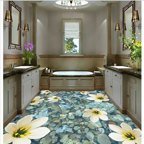 Decor 3d flooring services chennai 3d flooring for home for 3d wallpaper for home in chennai