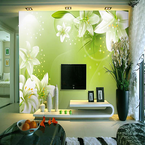 Decor wallpaper designers for home office and hotels for Home wallpaper chennai